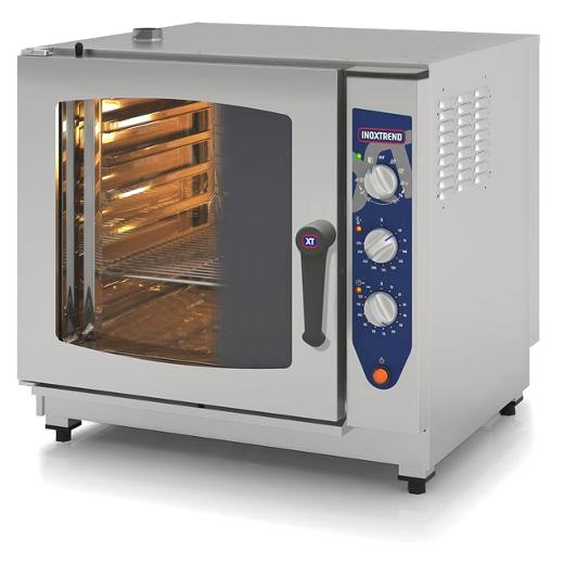 Combi Steam Oven 7 Pan Inoxtrend Island Supply Company